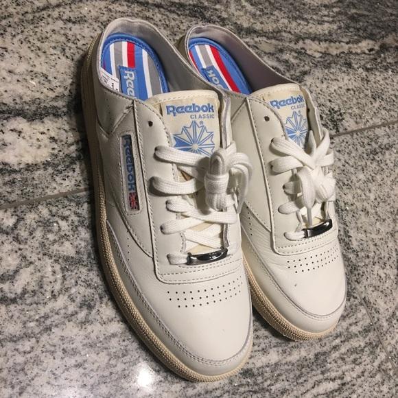 reebok mule sneakers - 51% OFF